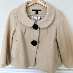 MARC JACOBS cropped coat